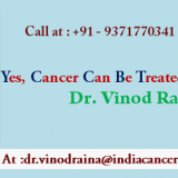 Dr. Vinod Raina Best Cancer Oncology Surgeon in India Image 1